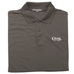Case Grey Polo Shirt Large 52500