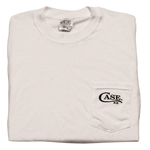 Case Pocket T-Shirt-White Small 52492